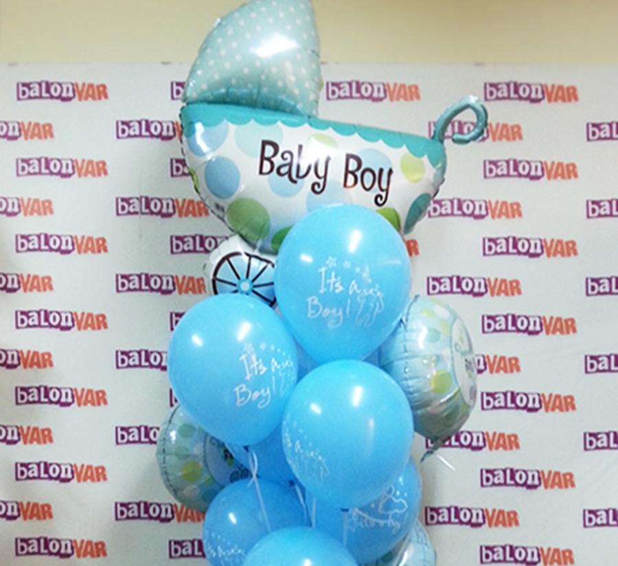 Yeni Doğan Uçan Balon