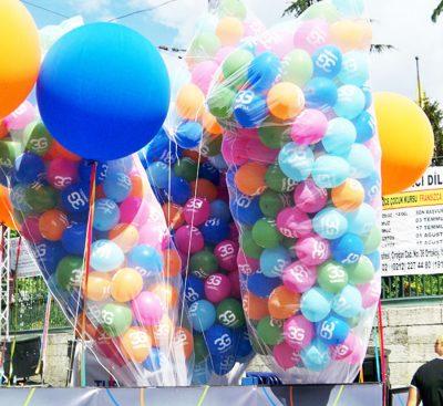 Filede Uçan Balon