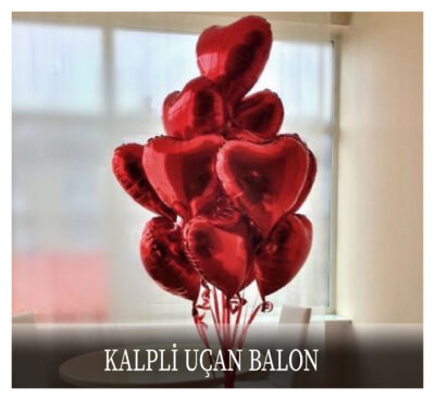 Kalpli Uçan Balon
