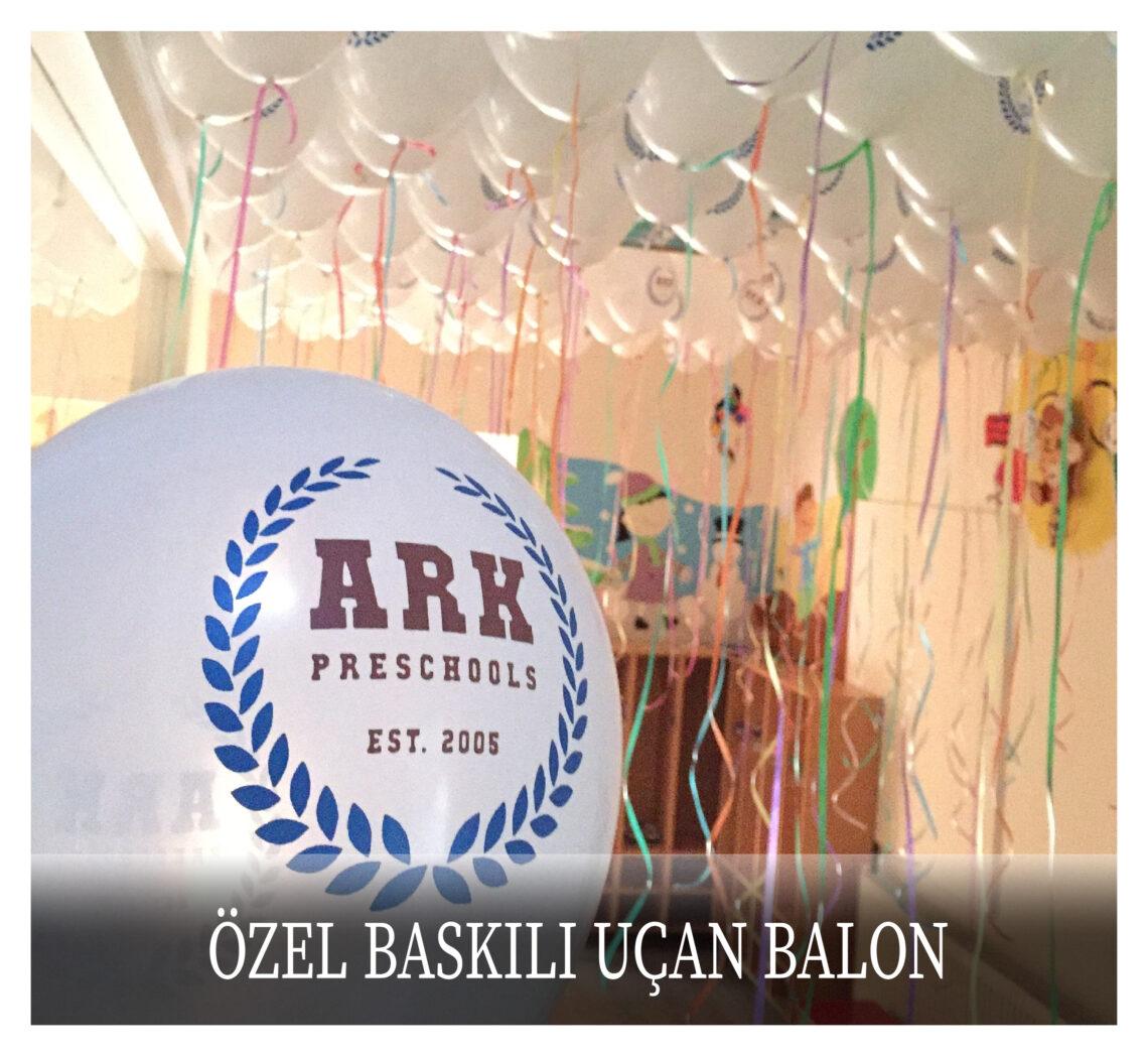 Özel Baskılı Uçan Balon