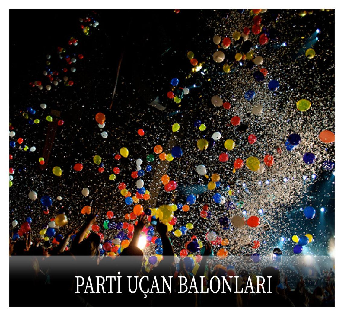 Parti Uçan Balonları
