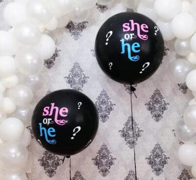 Cinsiyet Belirleme Balonu