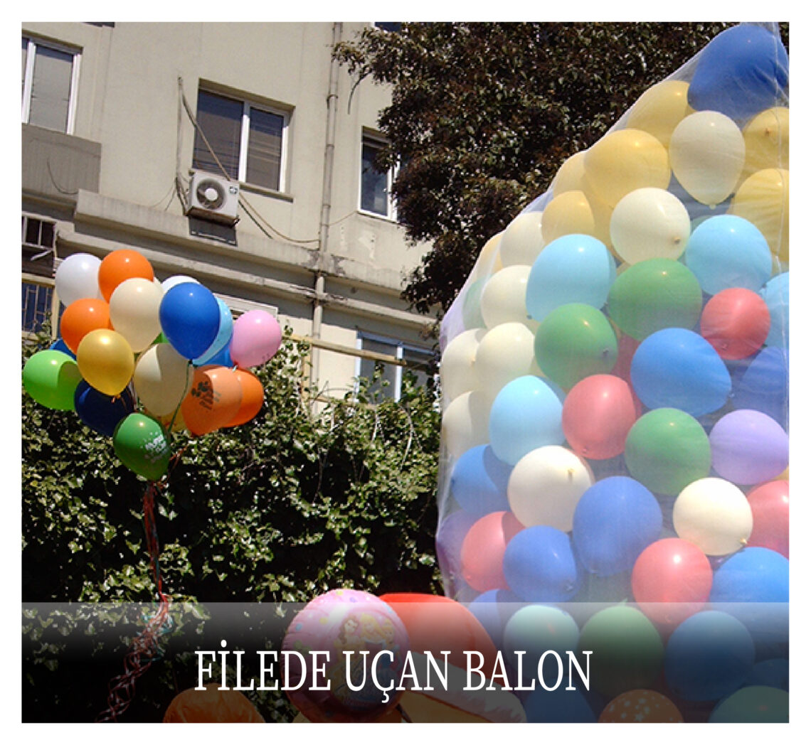 Filede Uçan Balon